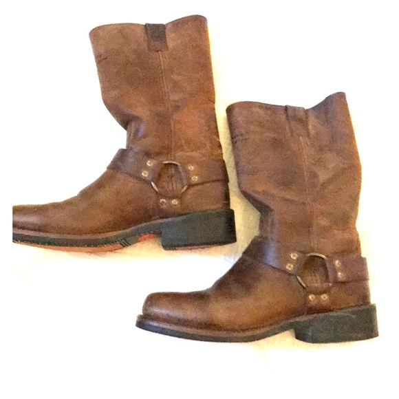 7731cab9e85 Men's Harley Davidson Harness Boots